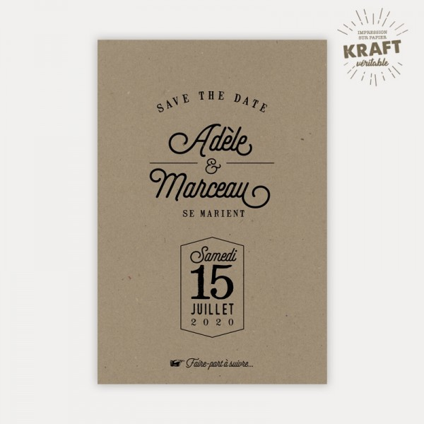 SAVE THE DATE - Kraft Lover